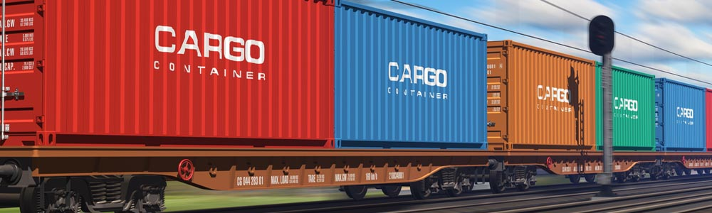 Rail transportation - an inexpensive and reliable way to deliver goods